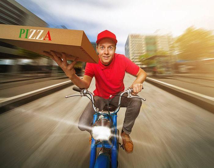 Delivery de Pizza