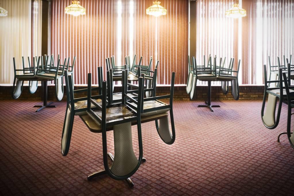 crise em bares e restaurantes