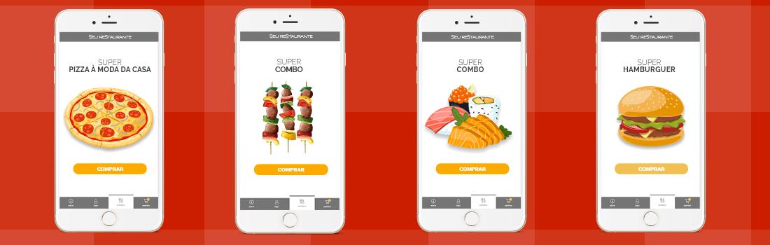 melhores apps para pedir comida