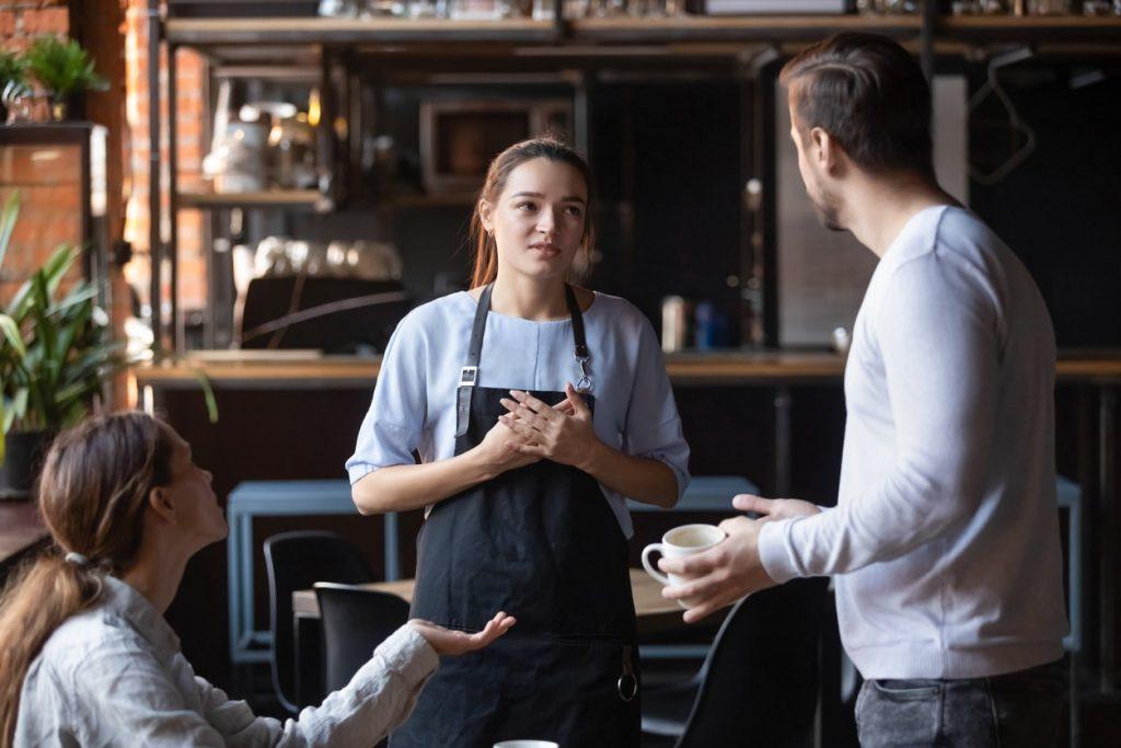 veja como lidar com problemas com clientes no seu estabelecimento