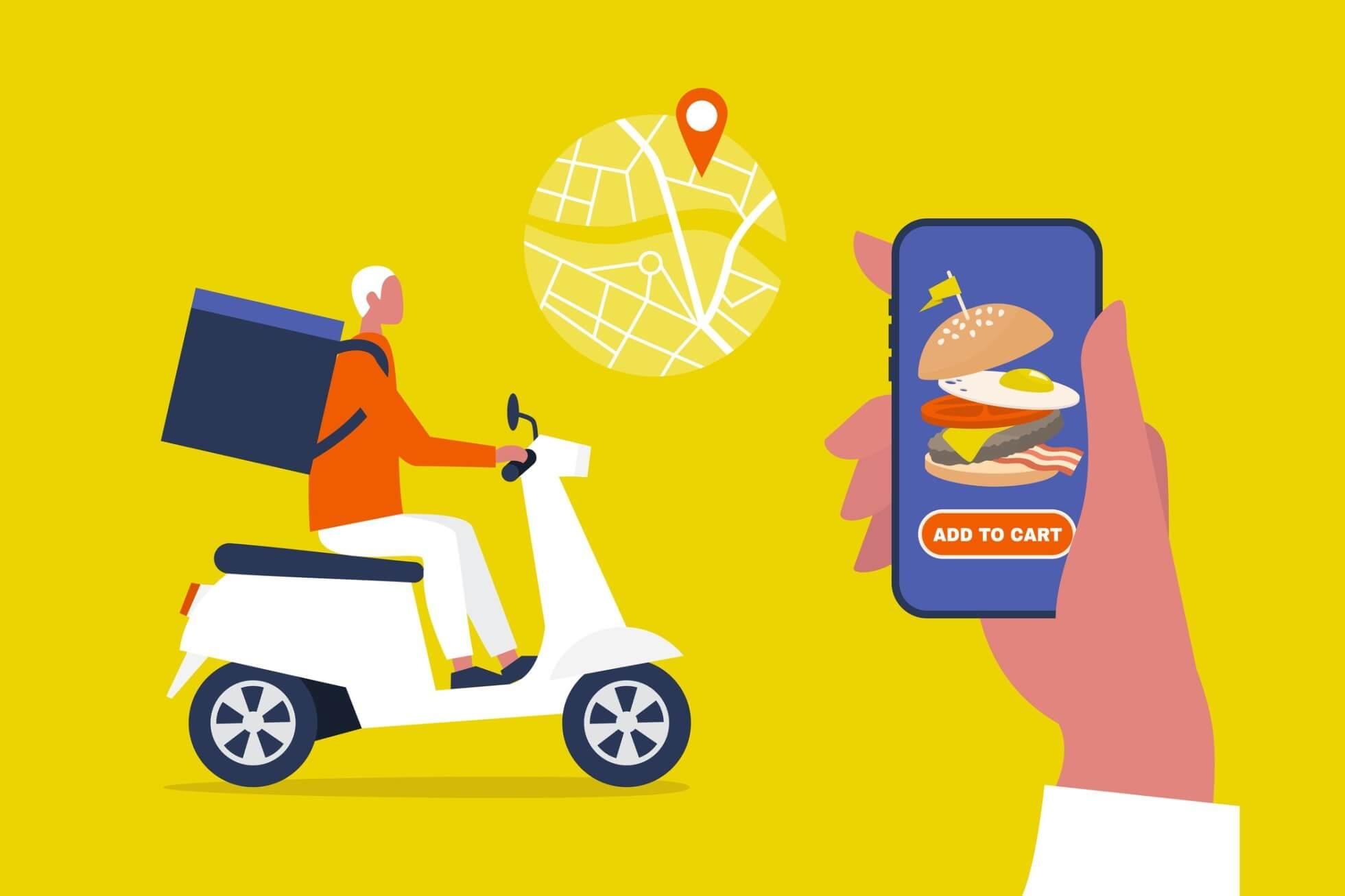 Veja alguns aplicativos de delivery para pedir comida pelo celular - Direto  do Forno - Dicas do mundo gastronômico